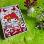 paket kado bayi melody merah