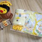 Hemat Banget Paket Kado Bayi Gift Set Serba Kuning