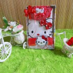 TERCANTIK paket kado bayi hello kitty merah