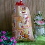 TERMURAH paket kado bayi bantal guling hello kitty kuning