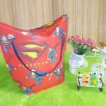 kemasan kado, gift bag TULIP SUPERMAN
