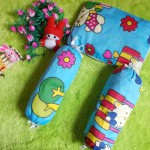 PALING MURAH set bantal guling bayi hello kitty biru