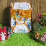 paket kado bayi Baby Gift Set Jumpsuit Star Kuning