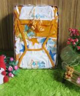 paket kado bayi Baby Gift Set Jumpsuit Star Kuning 57 terdiri dari jumpsuit bayi 0-9bulan,slaber,dan topi,bahan lembut banget,cocok untuk kado