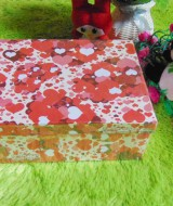 kotak kado giftbox kemasan kado motif love serie-A 22 tebal,bisa dipakai berulang kali,jadikan kadomu lebih istimewa,dimensi ukuran 21x16x8,5 cm 2