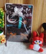 paket kado bayi newborn baju koko yuk sholat cokelat PLUS PECI 60