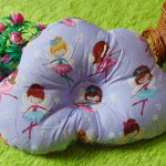 kado bayi bantal peang peyang bantal awan cloud pillow motif peri balet