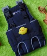 kado bayi gendongan bayi depan claudia baby navy boneka bebek 75 bahan kuat dan lembut untuk menggendong bayi,juga cocok untuk kado bayi