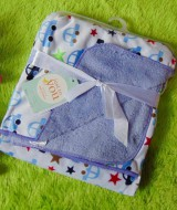 selimut bayi carter double fleece lembut hangat motif blue cars (2)