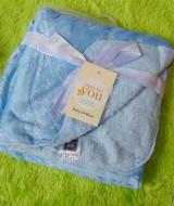 selimut bayi carter double fleece lembut hangat motif rasi bintang biru (2)