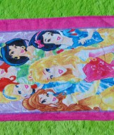 TERLARIS handuk karakter princess lucu murah kado hadiah anak bayi 22 dengan motif yg disukai anak2,panjang 75cm,lebar 33cm,juga cocok untuk kado anak atau bayi
