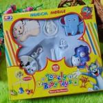 Kado bayi baby gift mainan bayi gantung musical mobile lovely baby toys