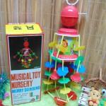 Kado Lahiran Bayi Baby Gift Merry go around/mainan putar bayi/mainan gantung/musical toy nursery