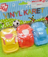 kado bayi murah set 3in1 pencetan bayi motif mobil vinyl karet (1)