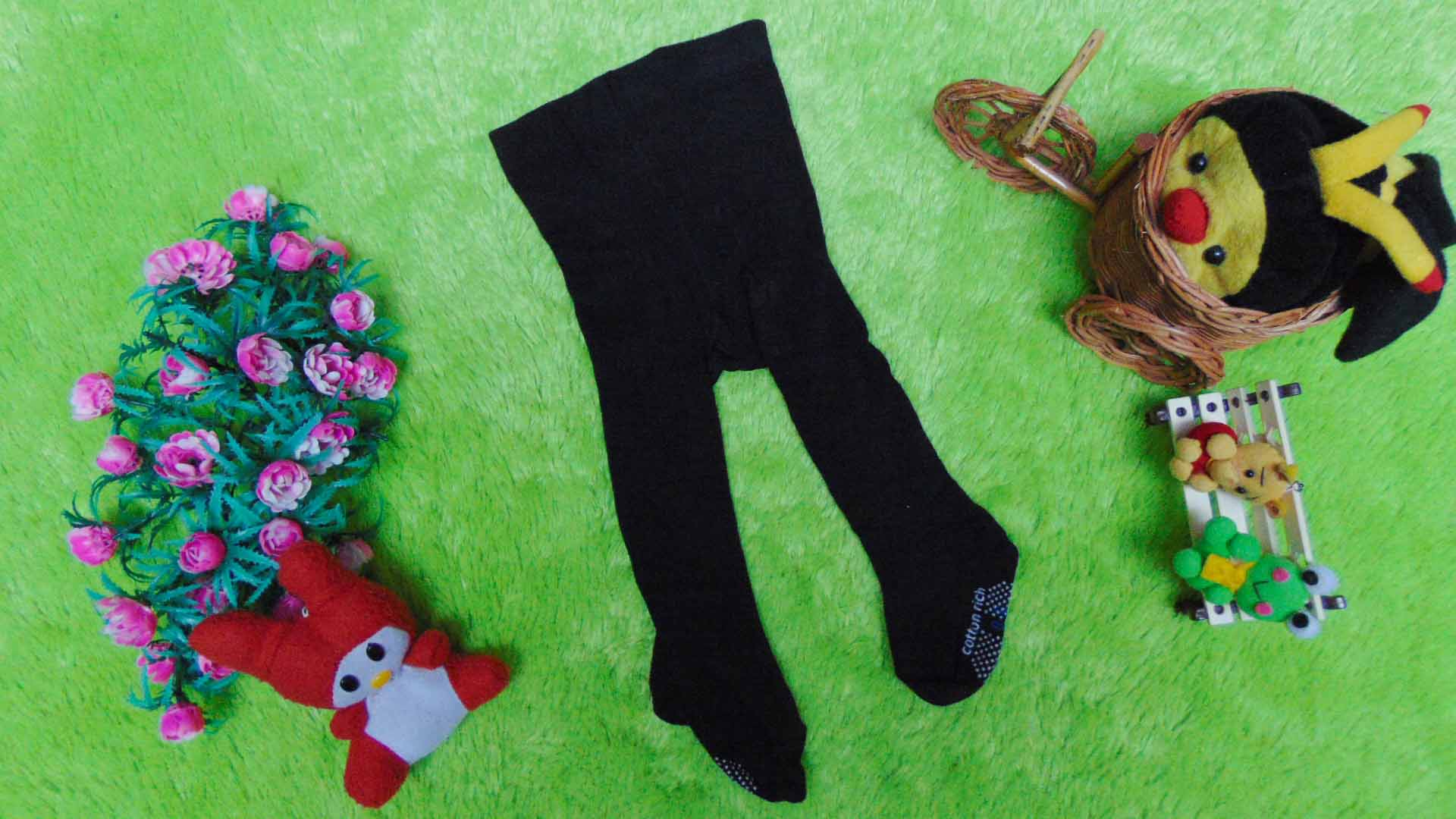 Juga cocok untuk kado bayi kado bayi celana panjang bayi rajut legging cotton rich lembut baby 6-12bulan anti slip