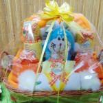 paket kado bayi baby gift parcel bayi parcel kado bayi kado lahiran doraemon orange