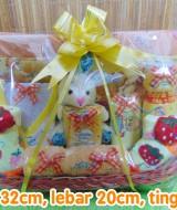 TERLARIS paket kado bayi baby gift parcel bayi parcel kado bayi kado lahiran gendongan komplit ANEKA WARNA (1)