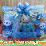 TERLARIS paket kado bayi baby gift parcel bayi parcel kado bayi kado lahiran gendongan komplit ANEKA WARNA (2)