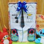 Paket kado box bayi newborn cowok laki-laki baby gift hadiah lahiran karakter PILOT