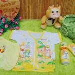 foto utama TERLARIS EKSKLUSIF paket kado bayi baby gift parcel bayi parcel kado bayi kado lahiran keranjang Sepatu boneka lucu