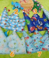 kado bayi Bantal mahkota crown pillow bantal peyang Peang bayi baby motif Cowok Anak Laki-Laki