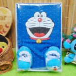 FREE KARTU UCAPAN paket kado box bayi newborn cowok laki-laki baby gift hadiah lahiran karakter Doraemon