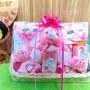 foto utama TERLARIS paket kado bayi baby gift parcel bayi parcel kado bayi kado lahiran BEDONG lucu komplit ANEKA WARNA