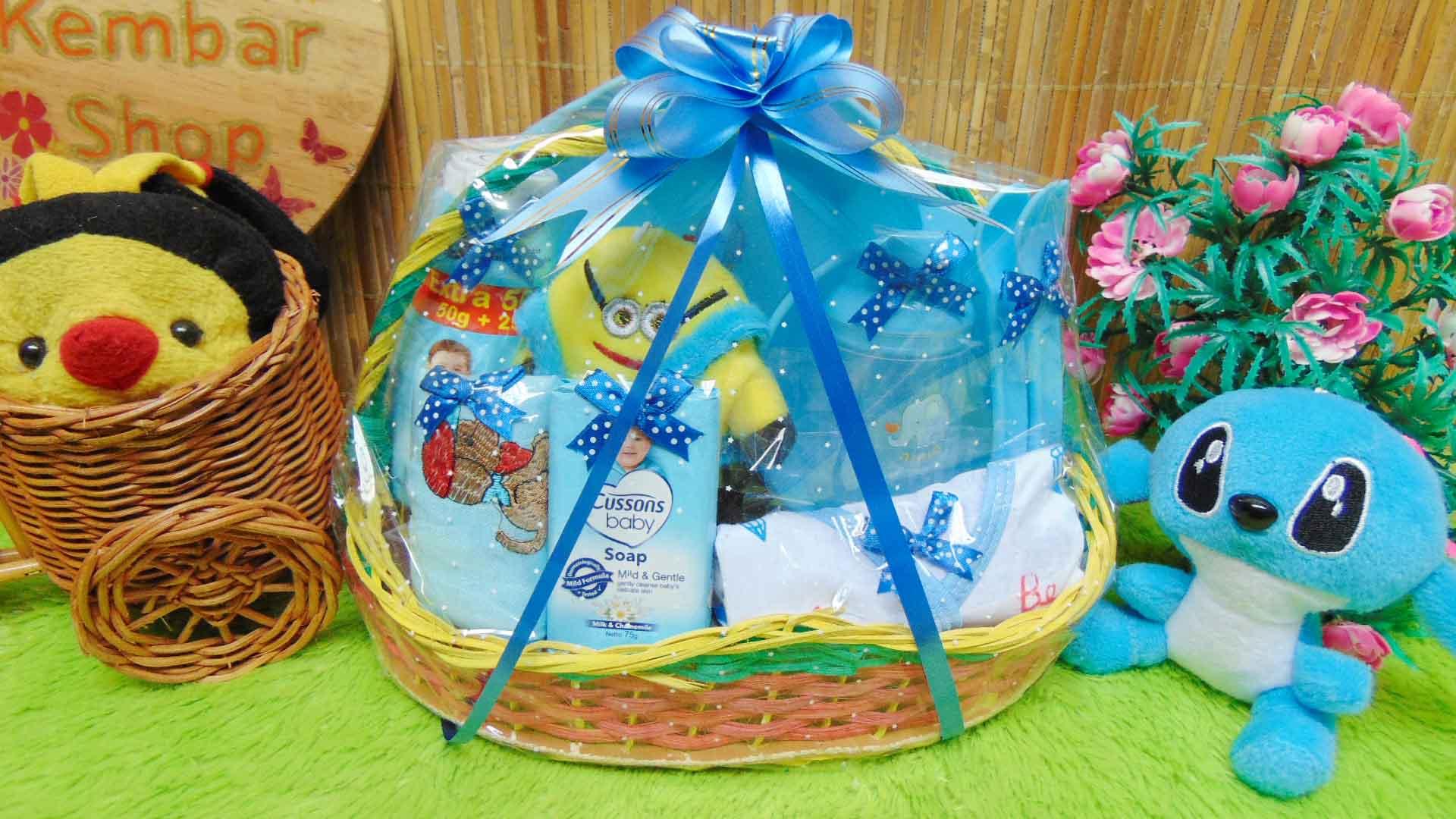 fto utama paket kado bayi baby gift kado lahiran parcel bayi parsel kado bayi keranjang tempat makan bayi tangkai feeding set rainbow ekonomis (2)