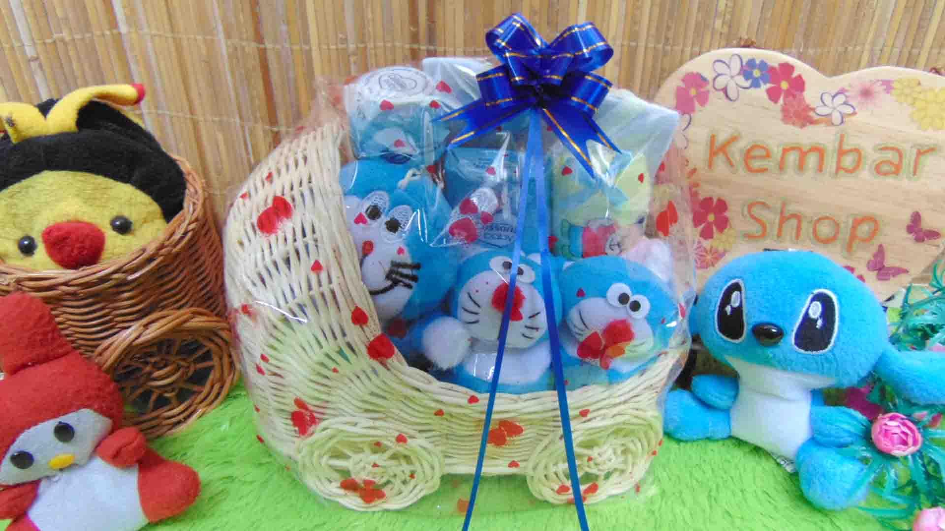 TERLARIS EKSKLUSIF paket kado bayi baby gift parcel bayi parcel kado bayi kado lahiran Stroller prewalker Disney spesial (3)