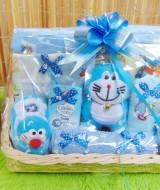 foto utama TERLARIS paket kado bayi baby gift parcel bayi parcel kado bayi kado lahiran gendongan Karakter Disney komplit ANEKA WARNA
