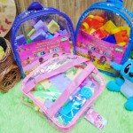 Kado ulang tahun anak MAINAN EDUKASI EDUKATIF ANAK Lego Blok Learning Toys Kids Blocks Intellect Set isi 40pcs