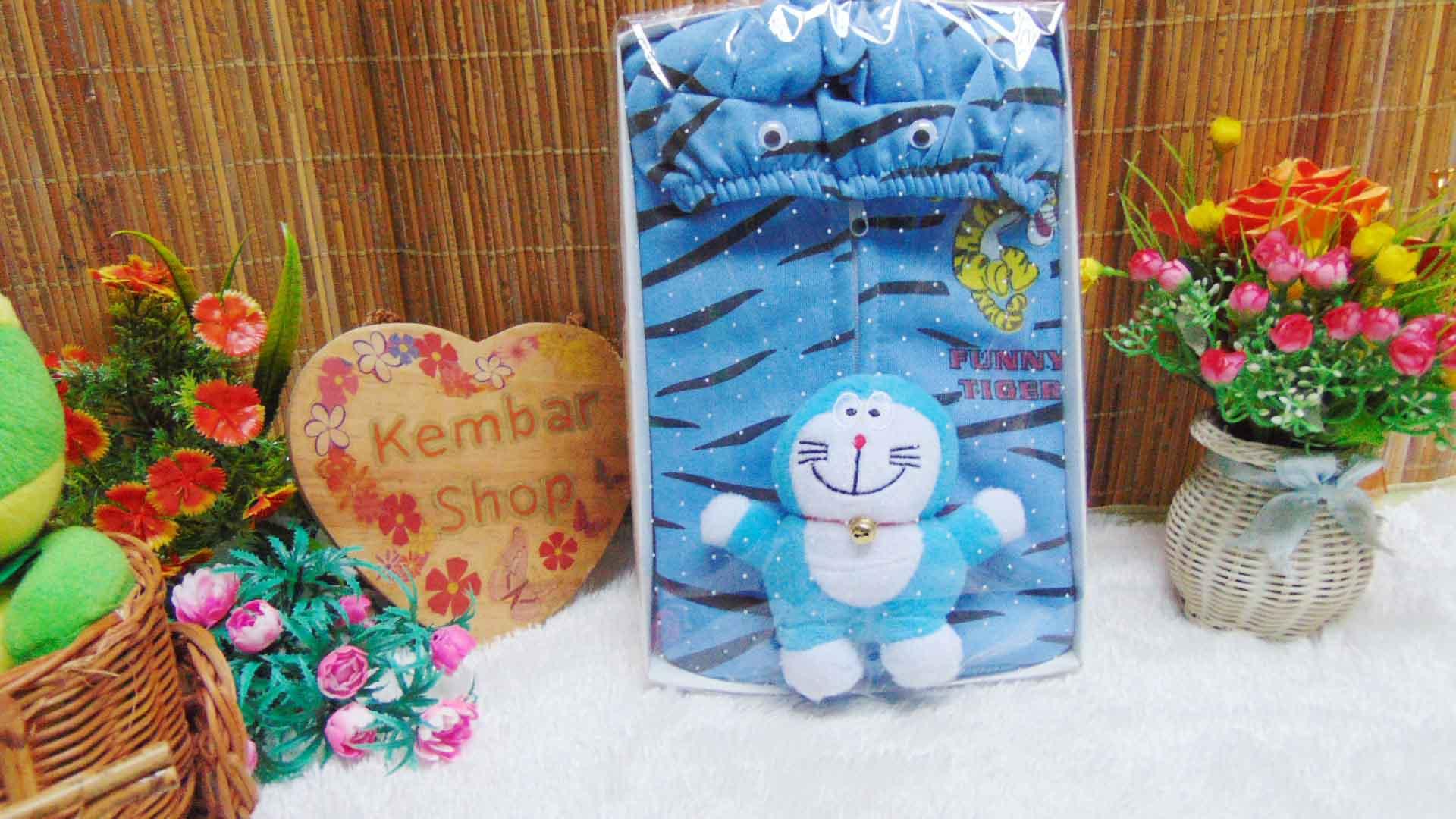 FREE KARTU UCAPAN paket kado lahiran bayi baby gift set