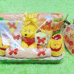 TERLARIS paket kado bayi baby gift parcel bayi parcel kado bayi kado lahiran gendongan Karakter Disney komplit ANEKA WARNA