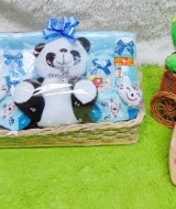 UTAMA TERLARIS paket kado bayi baby gift parcel bayi parcel kado bayi kado lahiran BEDONG lucu komplit ANEKA WARNA (3)