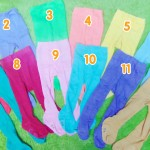 kado bayi Legging Bayi Cotton Rich Polos Carter Love Aneka Warna Tutup Kaki 6-12bulan Anti Selip