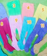 kado bayi Legging Bayi Cotton Rich Polos Carter Love Aneka Warna Tutup Kaki 6-12bulan (4)
