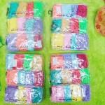 kado bayi grosir legging cotton rich polos bayi 6-12bulan murah berkualitas carter love warna random