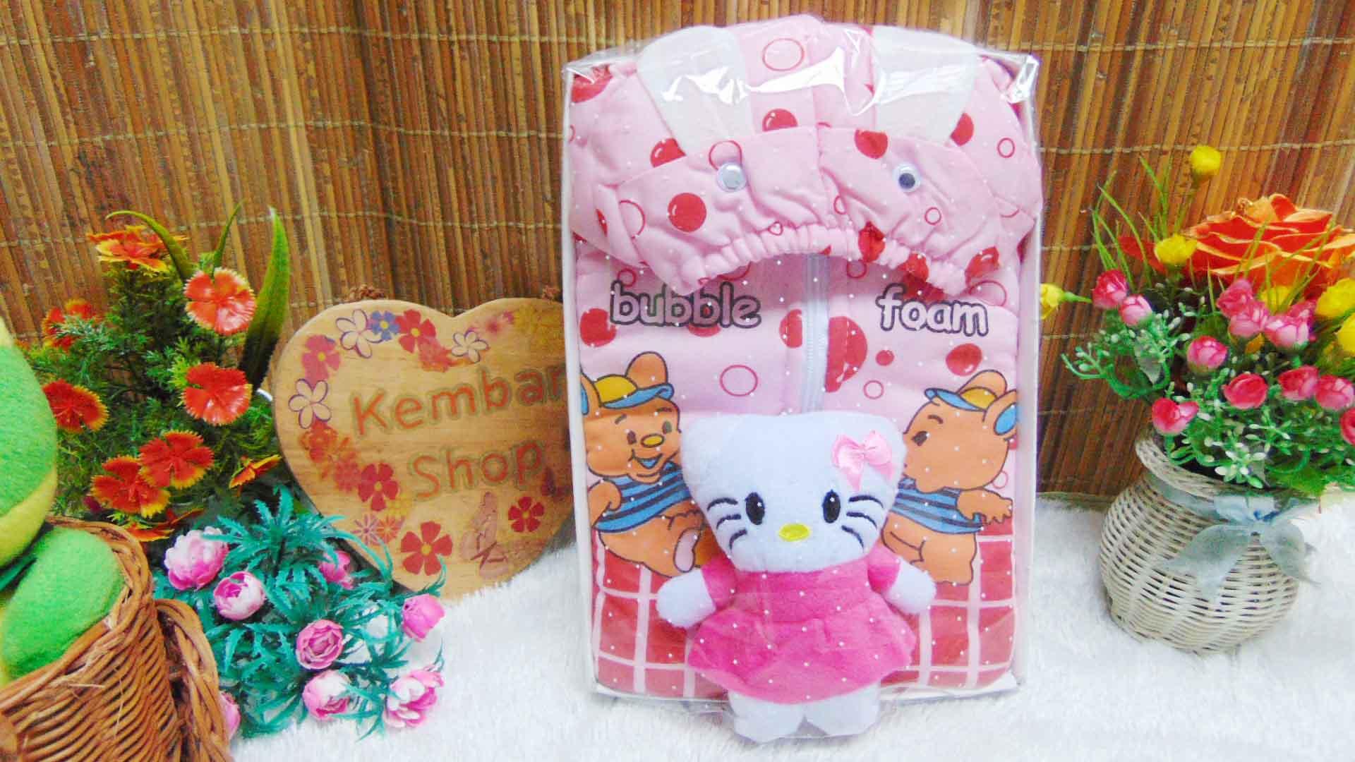 FREE KARTU UCAPAN paket kado lahiran bayi baby gift set (2)