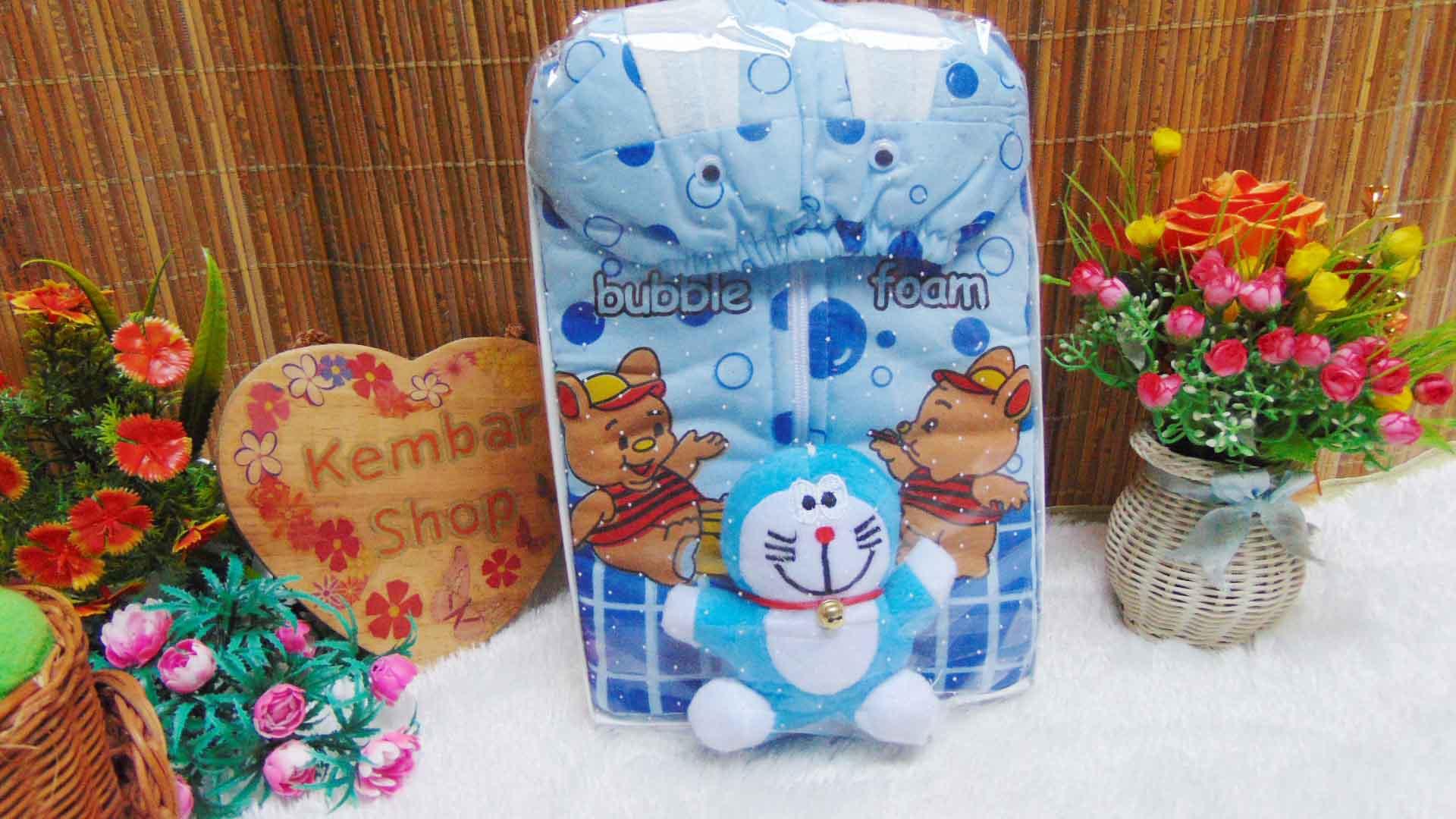 FREE KARTU UCAPAN paket kado lahiran bayi baby gift set (4)