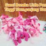 utama Ganci Gantungan Kunci Boneka Kuda Poni Little Pony Pink (2)