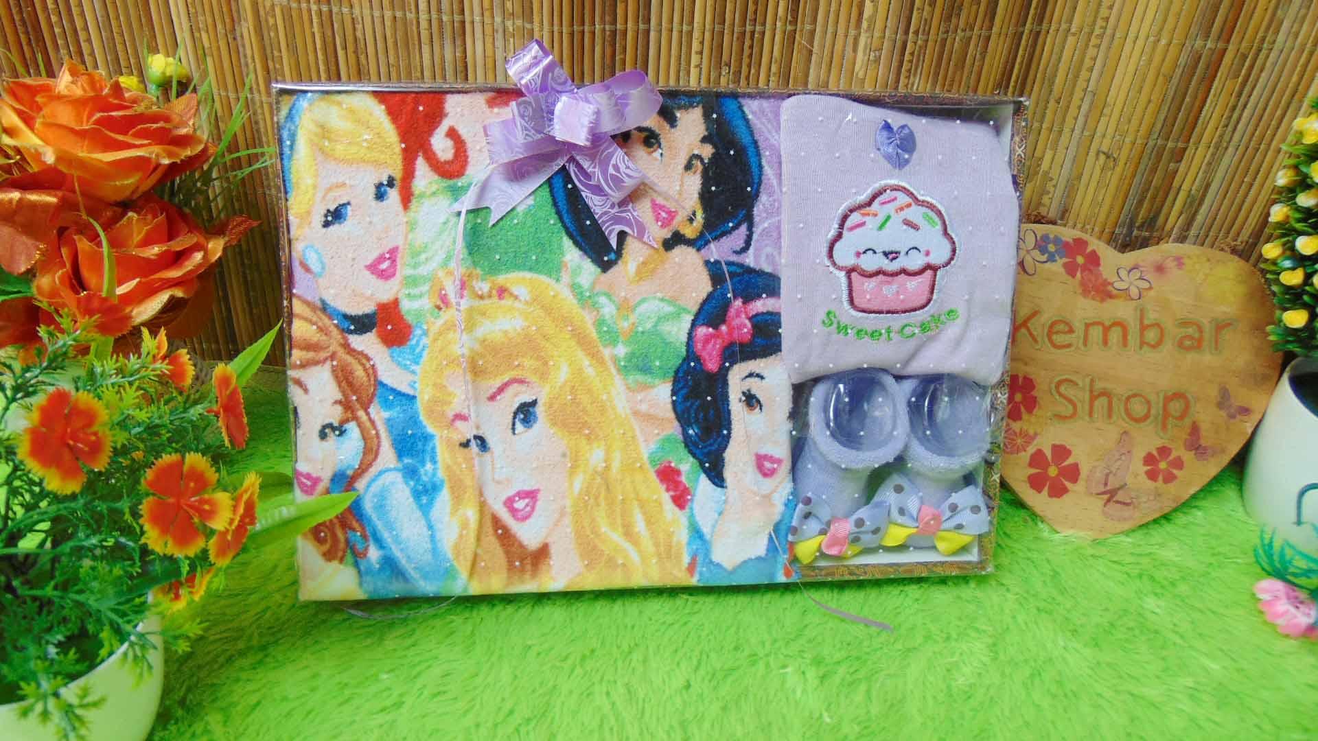 FREE KARTU UCAPAN paket kado bayi baby gift set box (4)
