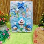 FREE KARTU UCAPAN paket kado bayi baru lahir newborn gift box karakter doraemon keroppi hello kitty (2)