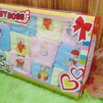 FREE KARTU UCAPAN Kado Bayi Paket 12pcs celana pop
