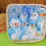 FREE KARTU UCAPAN Parcel Kado Bayi Baby Gift Rotan (2)