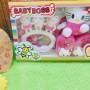 FREE KARTU UCAPAN Paket Kado Bayi Baru Lahir hello kitty 4in1