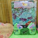 FREE KARTU UCAPAN TERMURAH COD Paket Kado Bayi Perempuan Baby Gift Set Girl Dress Sock Bando Random