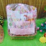 Parcel Kado Bayi Paket Lengkap Bantal Crown Mahkota Baby (3)