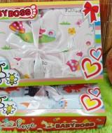 Kado Lahiran Bayi Baby Gift BabyBoss Selimut Carter Double Fleece (1)