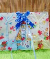 Hampers Baby Gift Parcel Bayi Kado Lahiran Paket Double FREE UCAPAN (2)