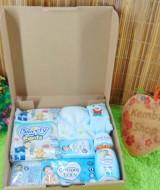 Hampers Kado Lahiran Bayi Newborn Complete Baby Gift FREE UCAPAN (2)
